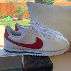 Nike Cortez Blue/Red